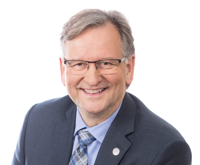 John Bockstael elected Canadian Construction Association's chair