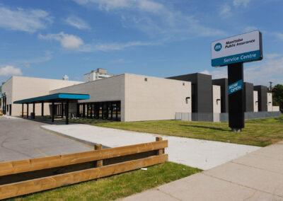 Manitoba Public Insurance Claims Centre