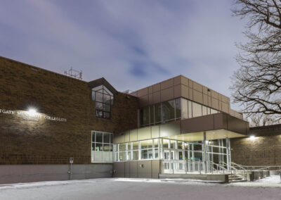 Westgate Mennonite Collegiate Renovation