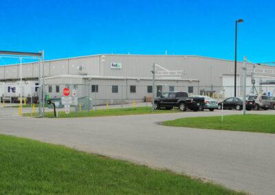 FedEx Ground Manual Station Expansion