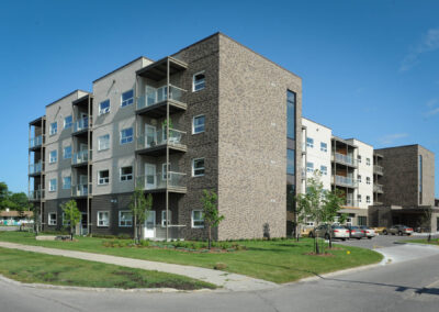 St. James Terrace Assisted-Living Housing