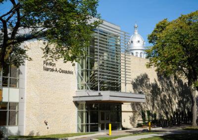 Université de Saint-Boniface Pavillon des sciences de la santé
