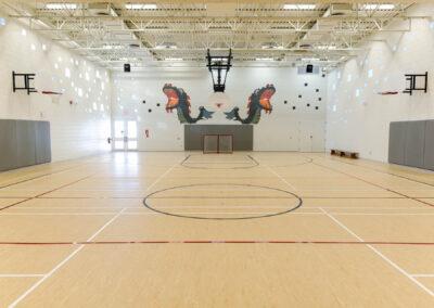 Ecole St. Avila Gymnasium Addition