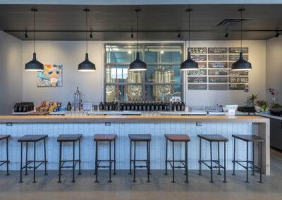 Sookram's Brewing Company Interior Alterations
