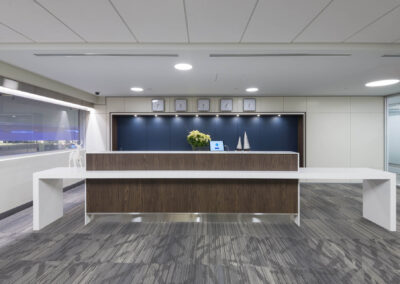 Winnipeg Airports Authority Corporate Office Fit-up