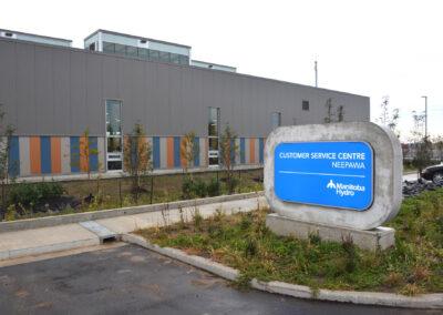 Manitoba Hydro Service Centre – Neepawa