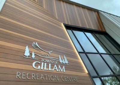 Gillam Recreation Centre Redevelopment