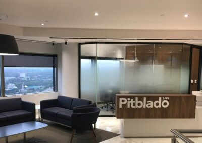 Pitblado Law Office Renovation