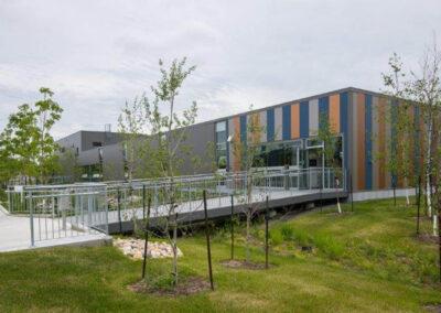 Manitoba Hydro Service Centre – Ashern