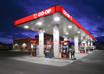 Red River Co-op Gas Bar