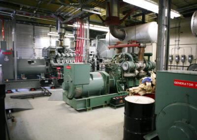 St. Boniface Hospital – Emergency Power Upgrade