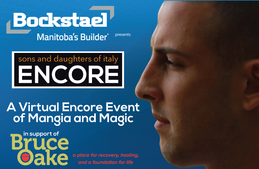 Bockstael Construction presents Encore Event in support of Bruce Oake Recovery Centre