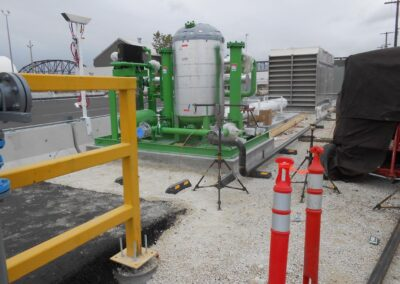 Clean Energy of California CNG Fueling Station