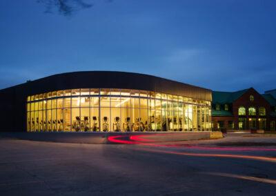 St. John's-Ravenscourt Senior School and Fitness Centre